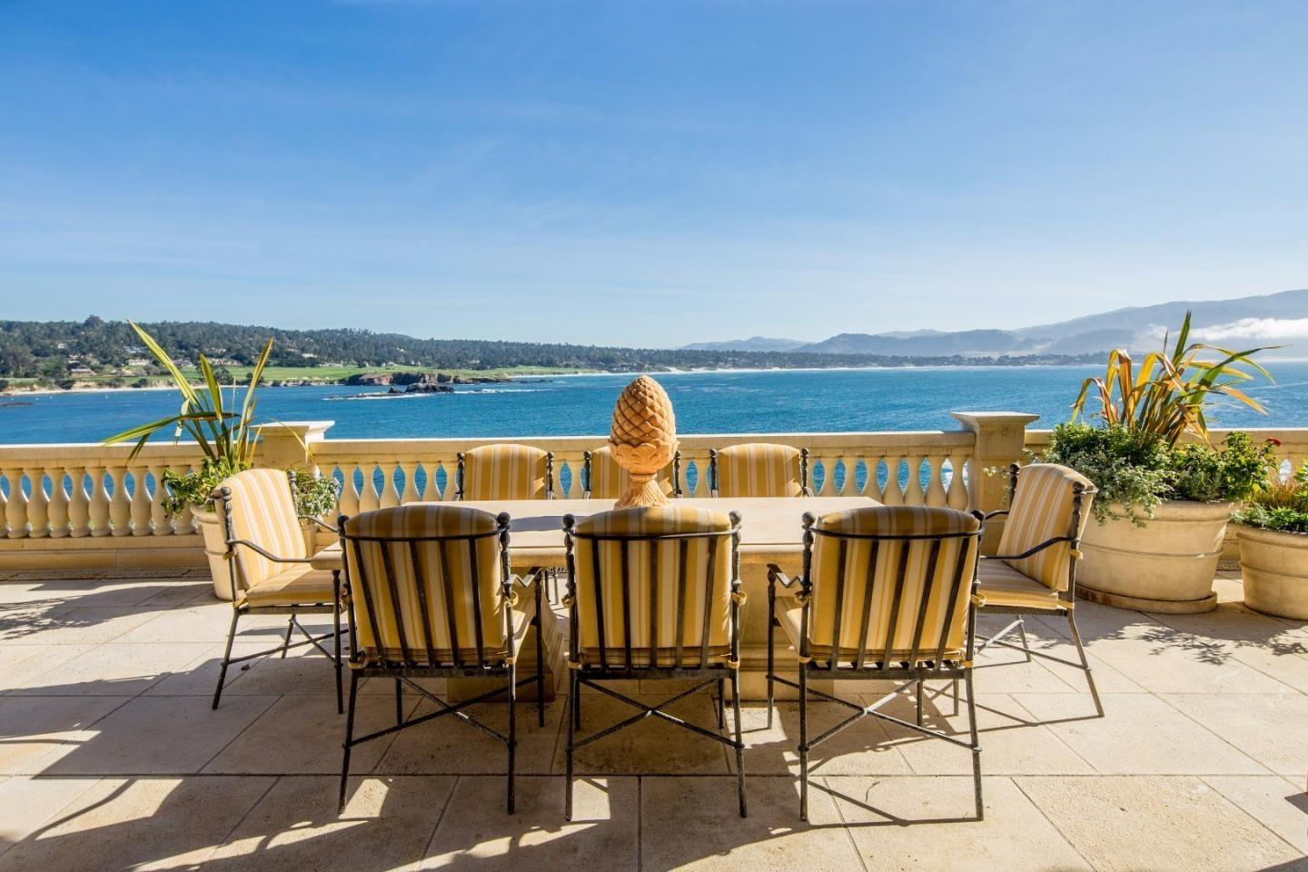 Peerless Pebble Beach 50m Mansion Most Expensive
