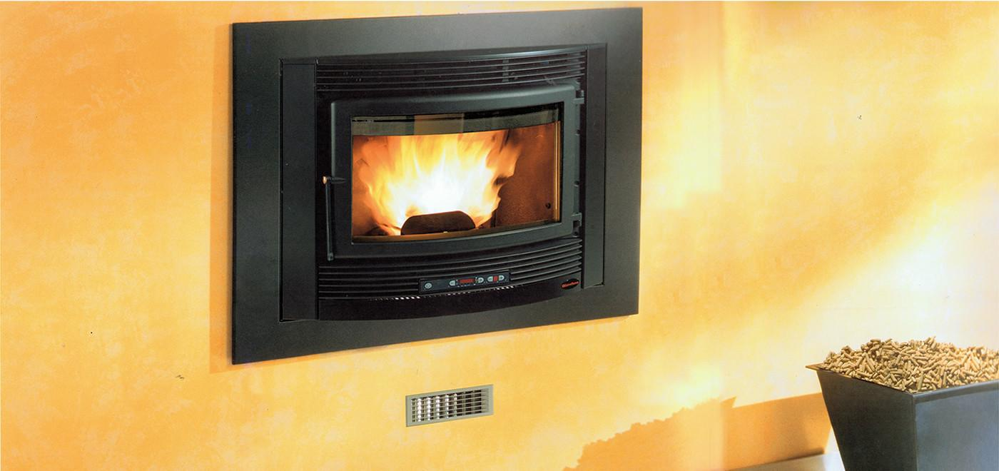 Pellet Fireplace Boiler Fireplaces