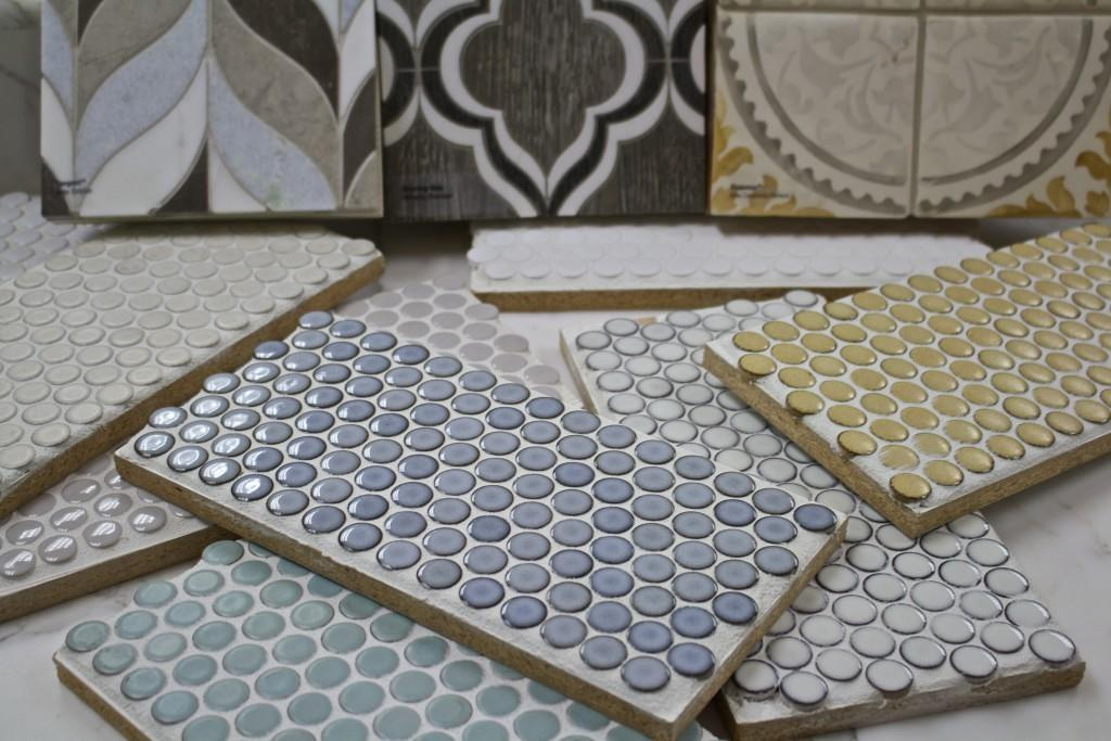 Penny Round Tiles Vintage Yet Modern Look Florida