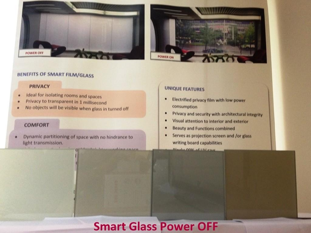 Pentagon Smart Glass Colours International