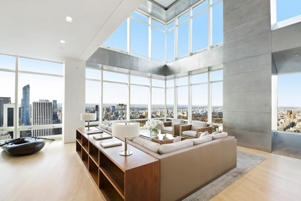 Penthouse Interior Design Ideas
