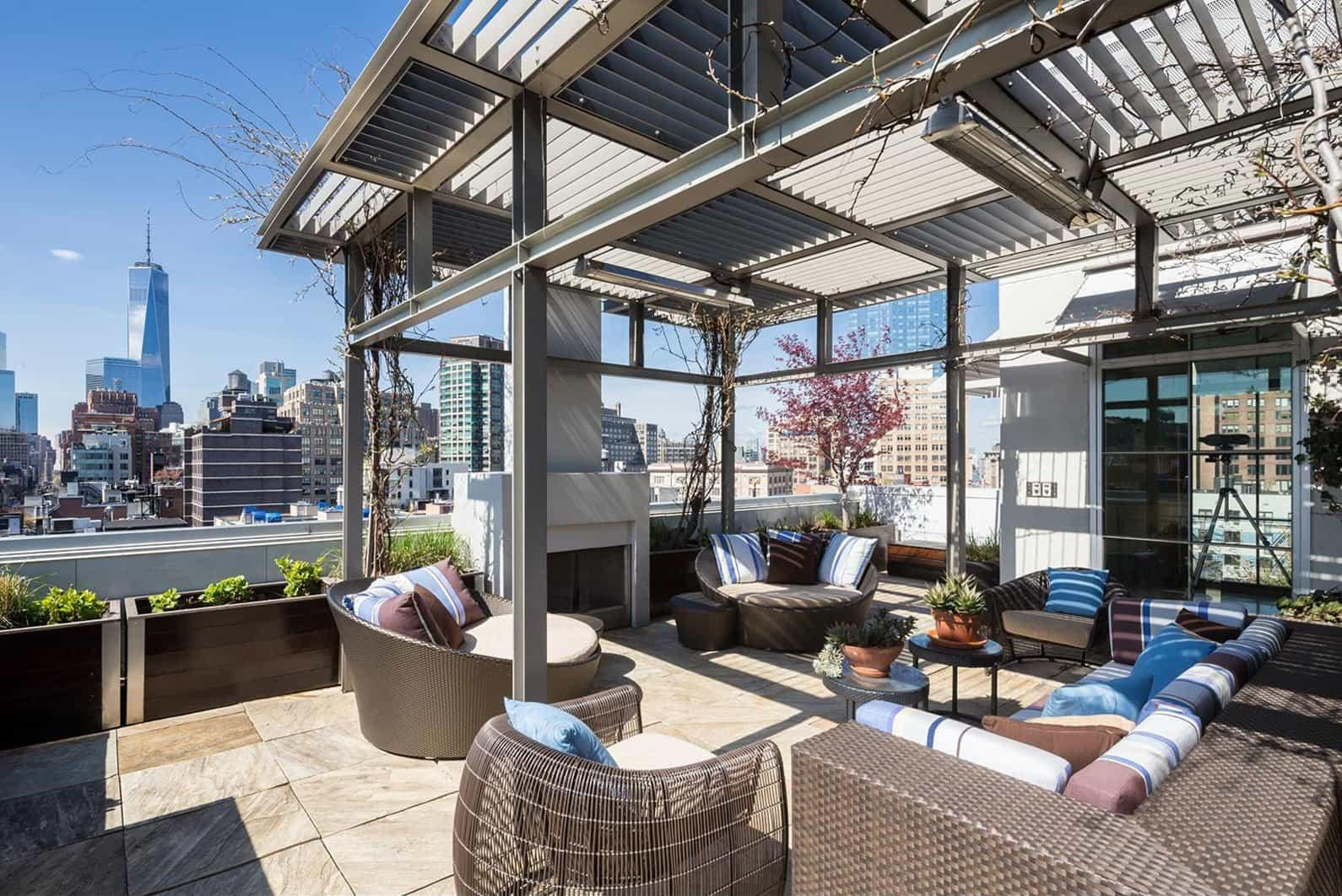 Penthouse Magnificent Apartment Soho New York