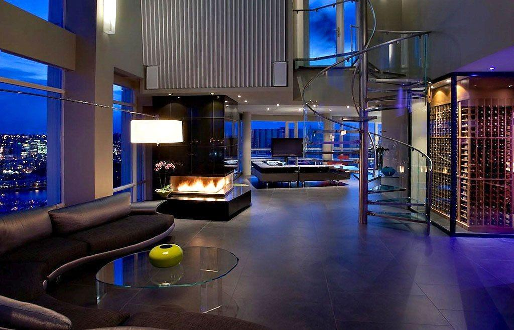 Penthouse Vancouver Feenstra Architecture