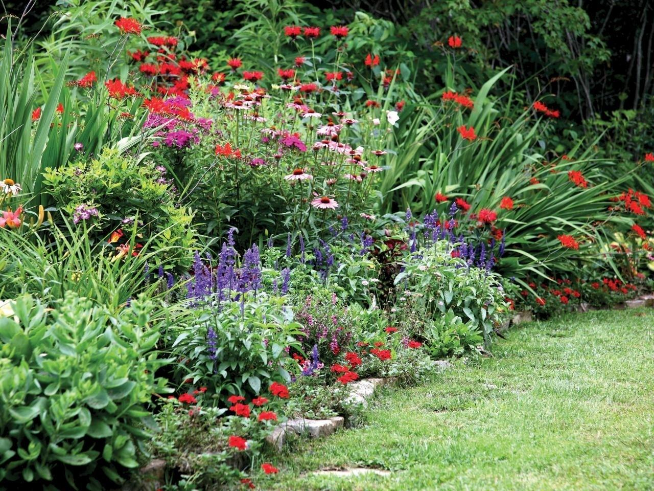 Perennial Flower Garden Ideas Idea