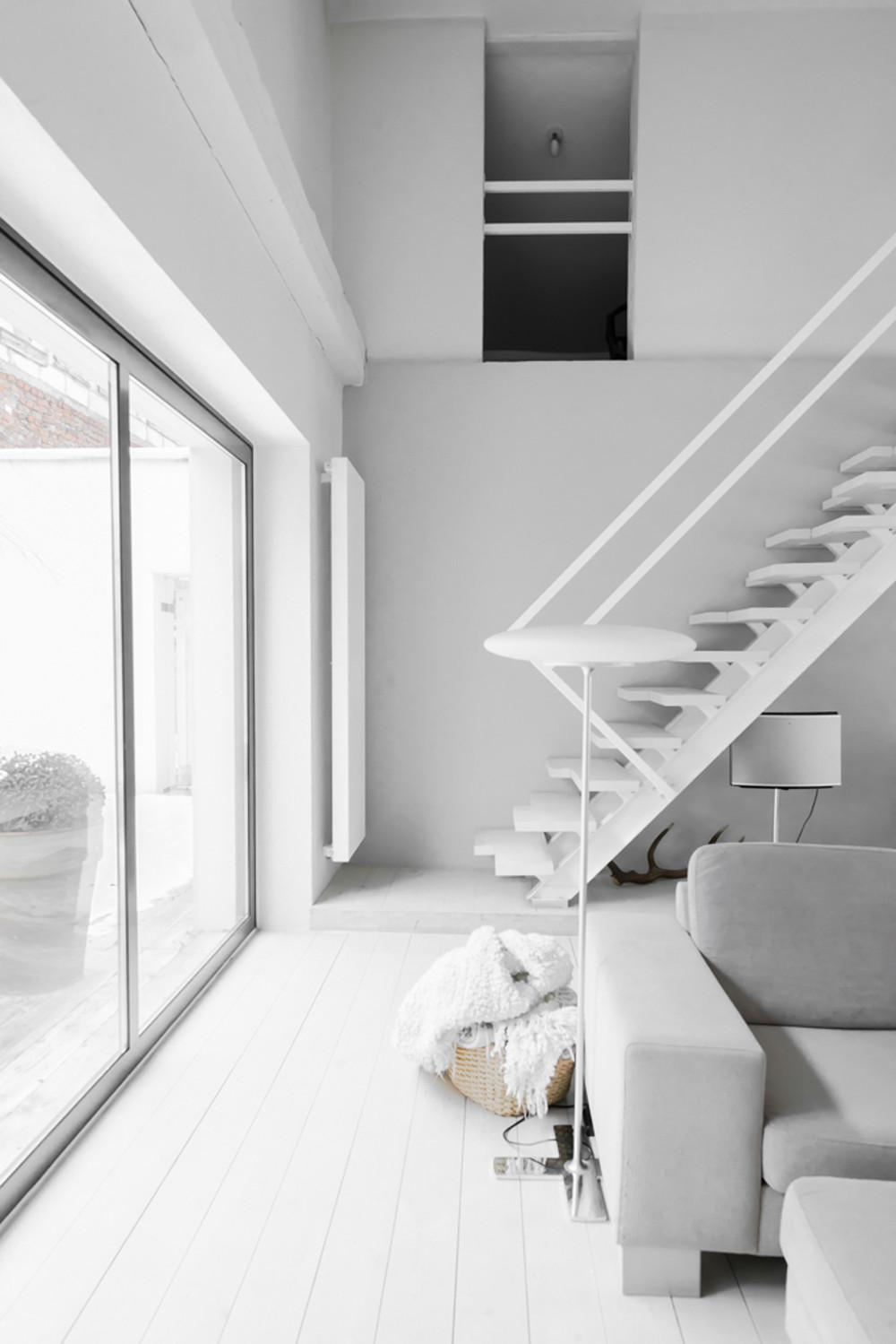 Perfect All White Scandinavian Interior Oracle Fox