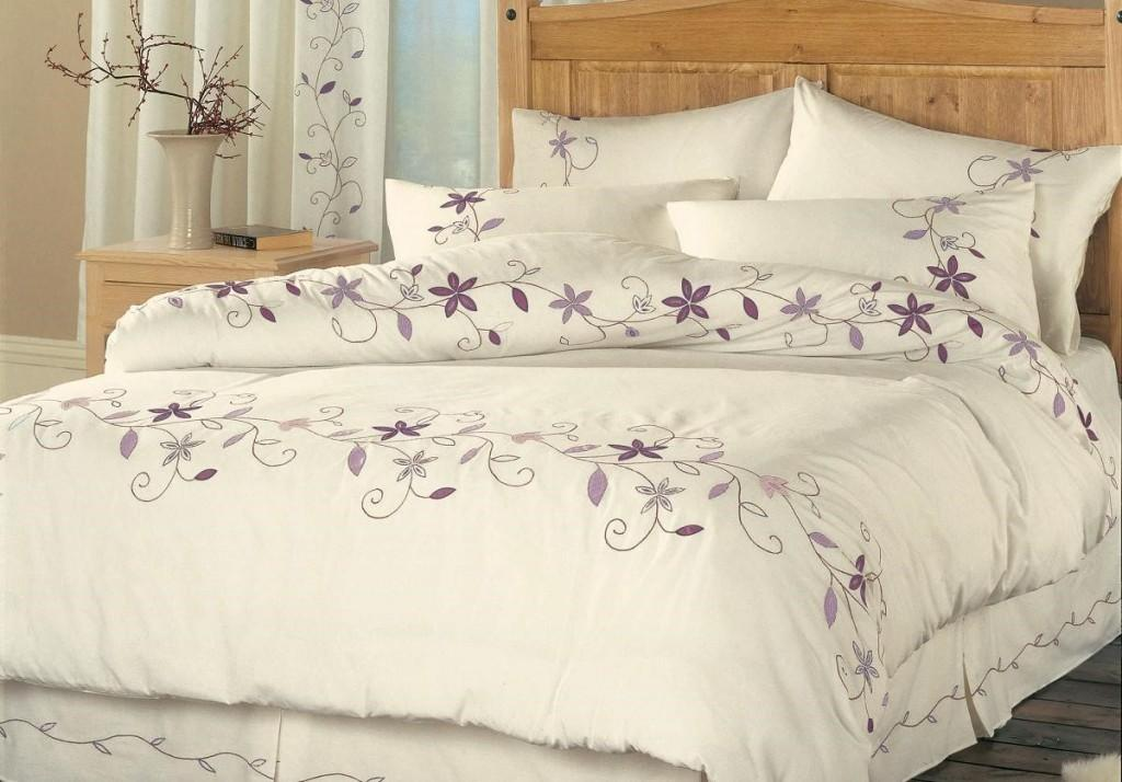 Perfect Bed Linen Designs Newly Wedded Couples