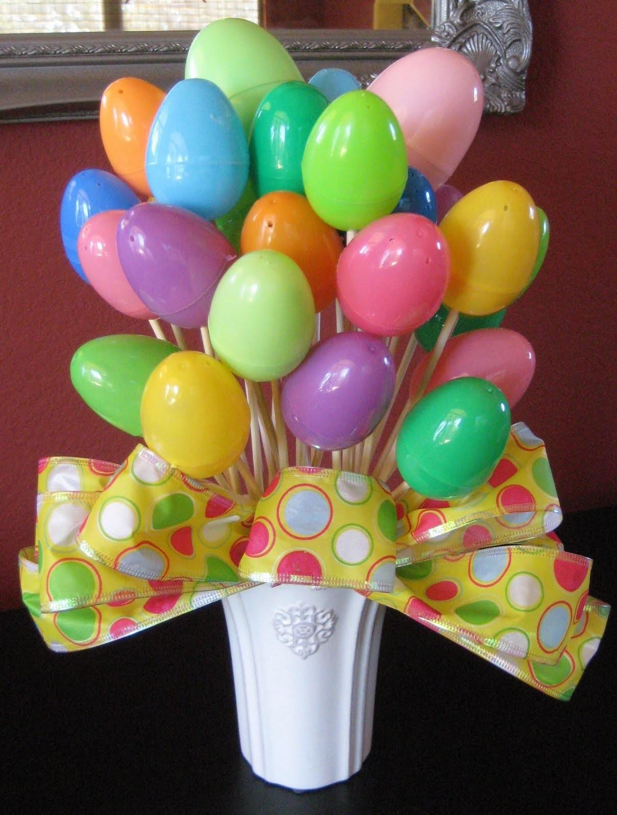 Perfect Easter Egg Bouquet