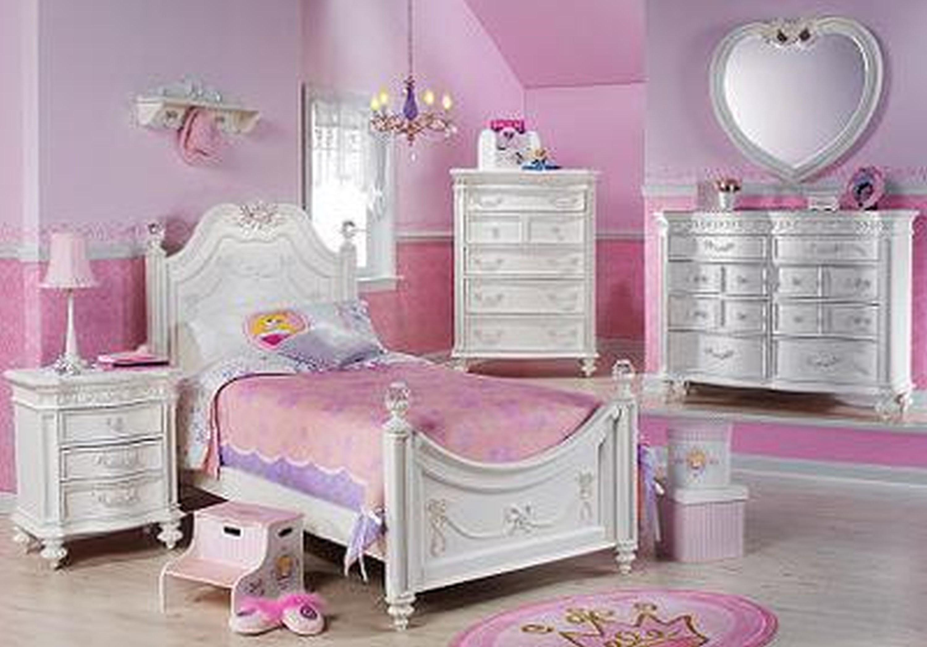 Perfect Girls Room Paint Ideas Pink Cool Design 4557