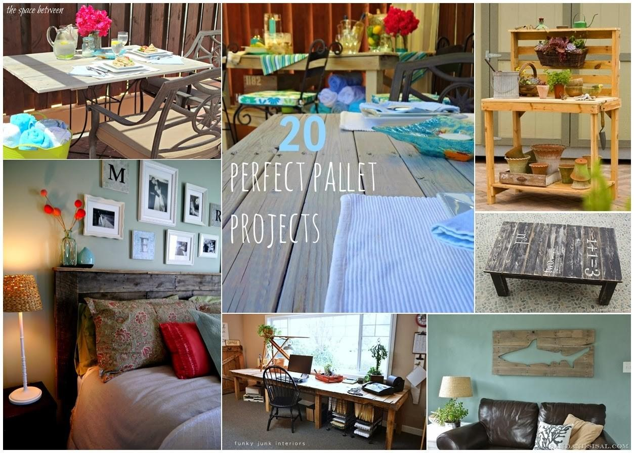 Perfect Pallets Projects Upcycling Ideas Diy Craft