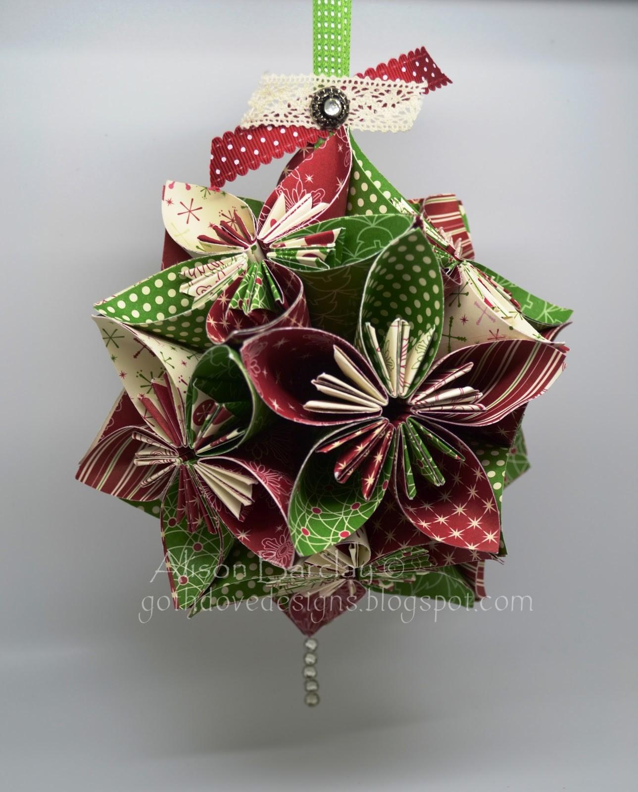 Perfect Papercraft Christmas Decorations