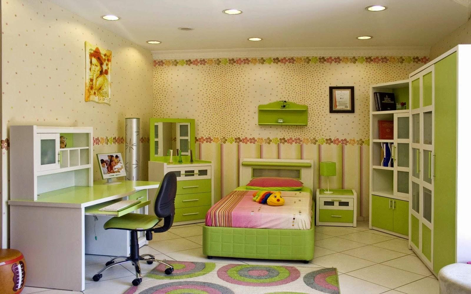 Perfect Study Area Kids Rooms New Ideas