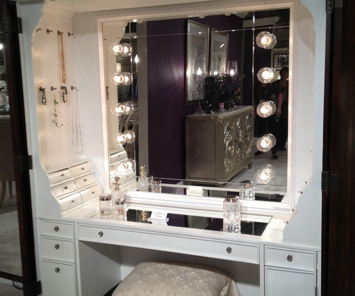Perfect Then Wall Mount Vanity Mirror