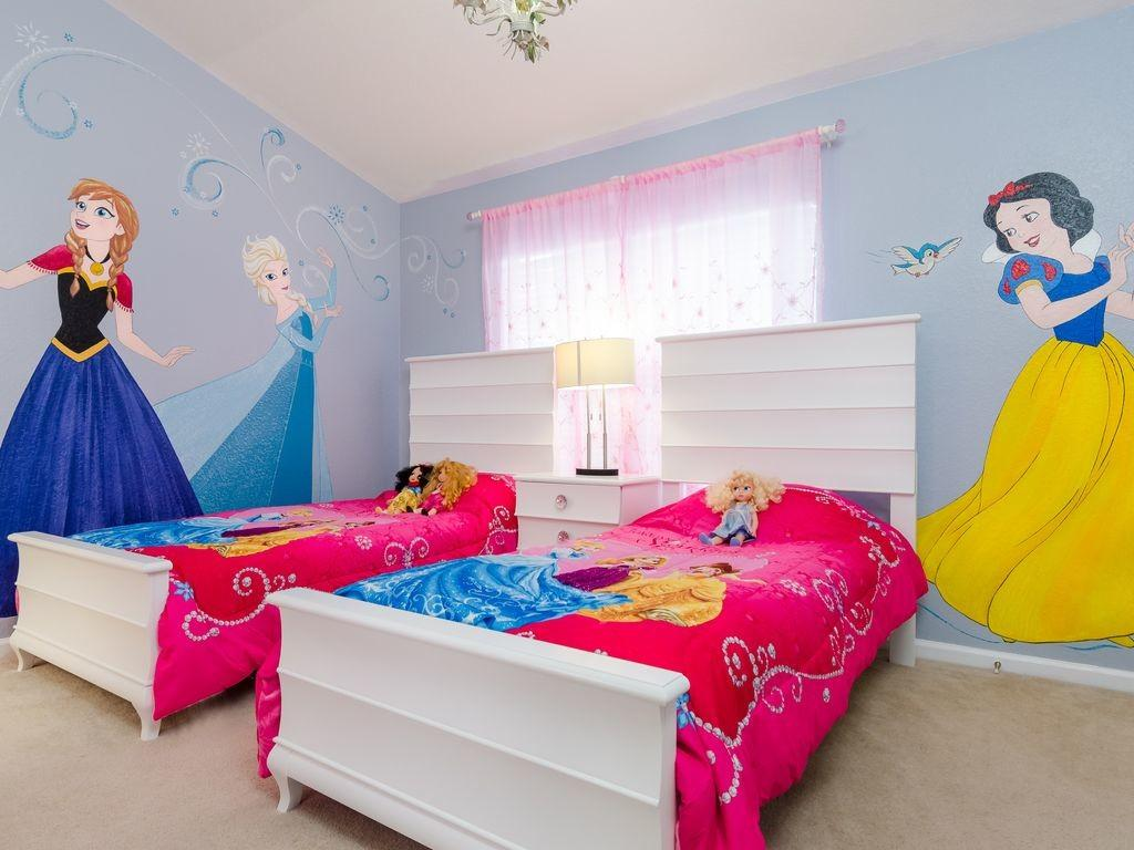 Perfect Town Home Magical Kids Bedroom Homeaway