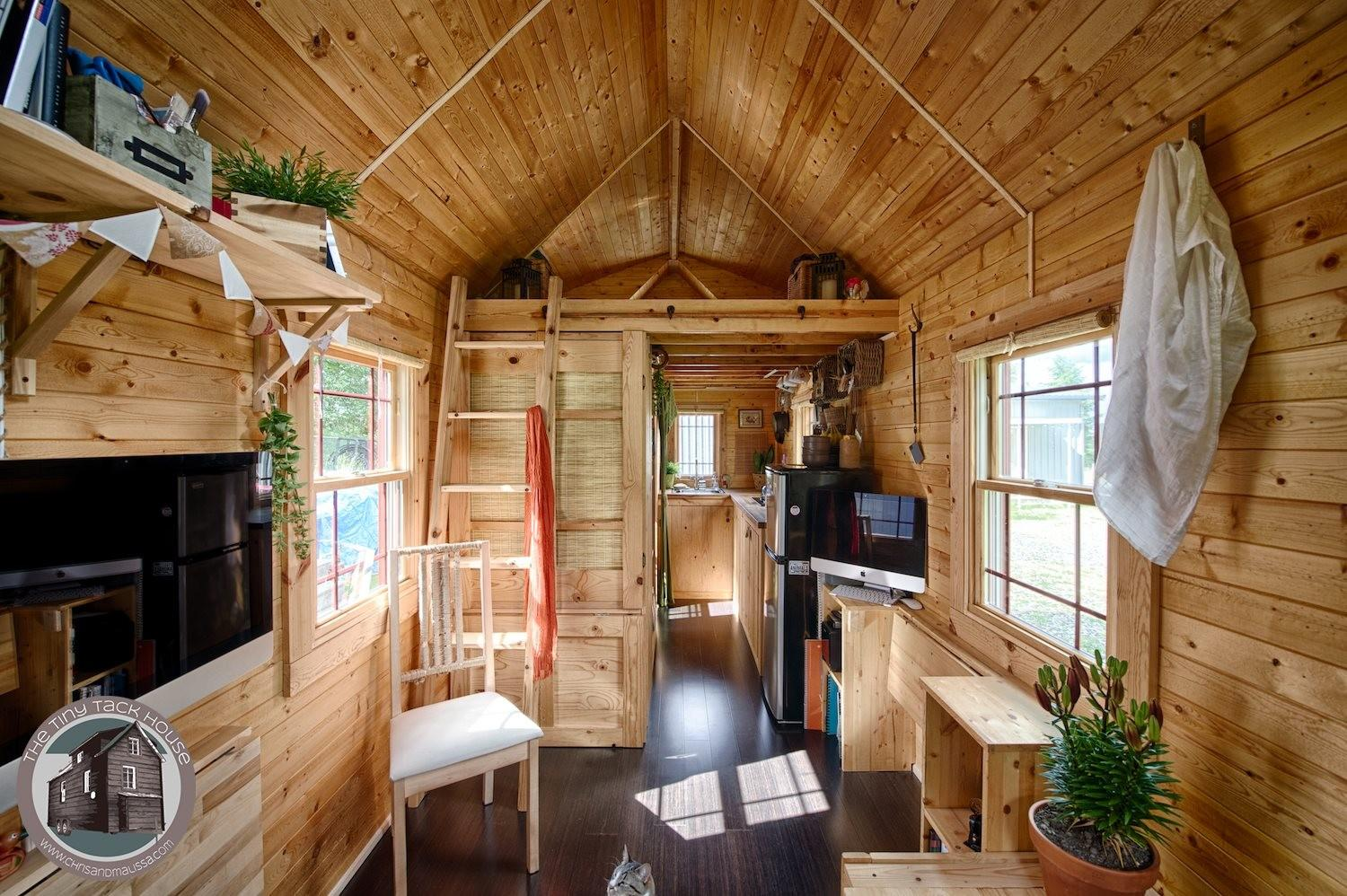 Perfectly Tiny Homes