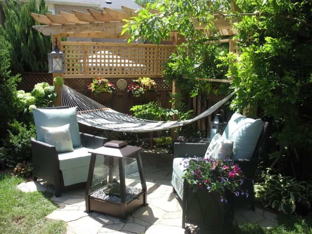 Pergola Deck Hammock Hang Your