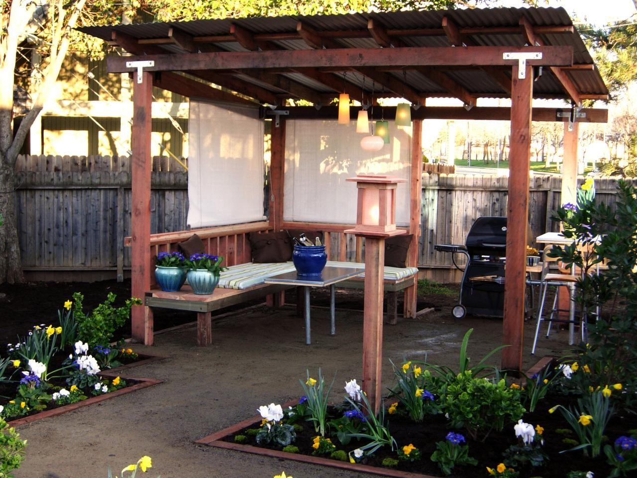 Pergolas Other Outdoor Structures Diy Shed Pergola