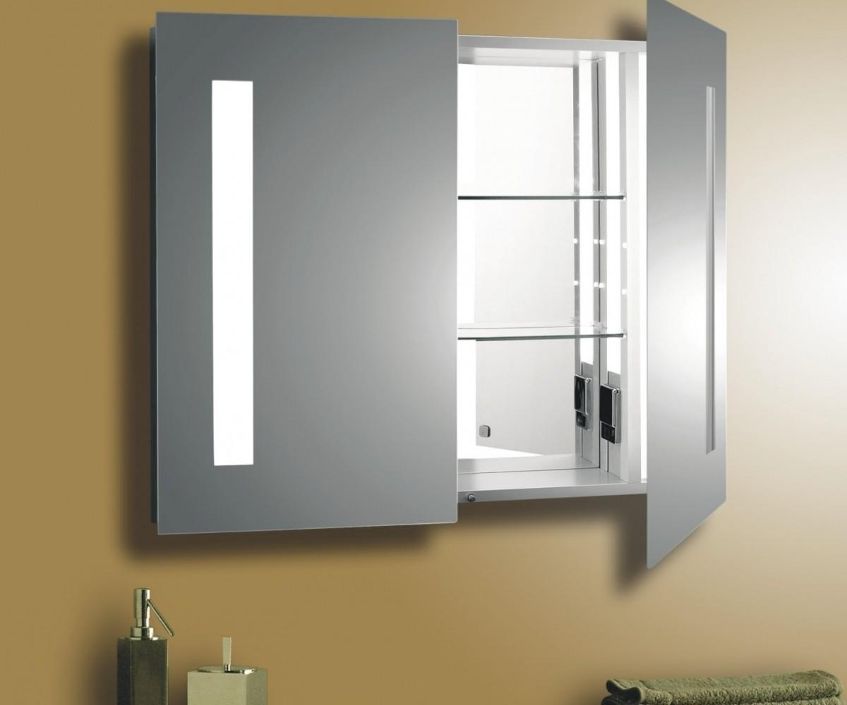 Perky Lighted Mirror Together Lucent