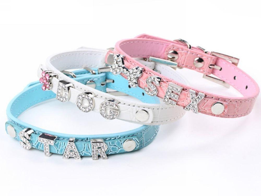 Personalized Crocodile Style Pet Dog Collar Buckle