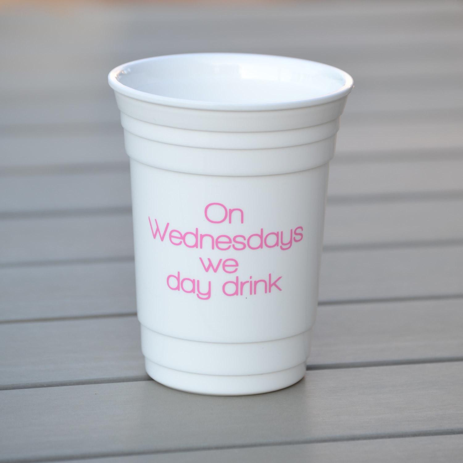 Personalized Cup Mean Girls Quote Bluepenguinshop