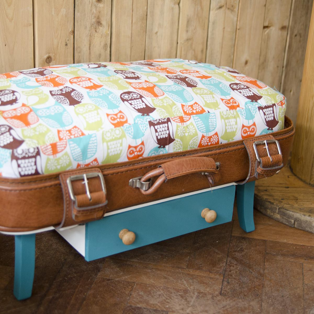 Pet Bed Suitcase Dog Cat Recycled Raised