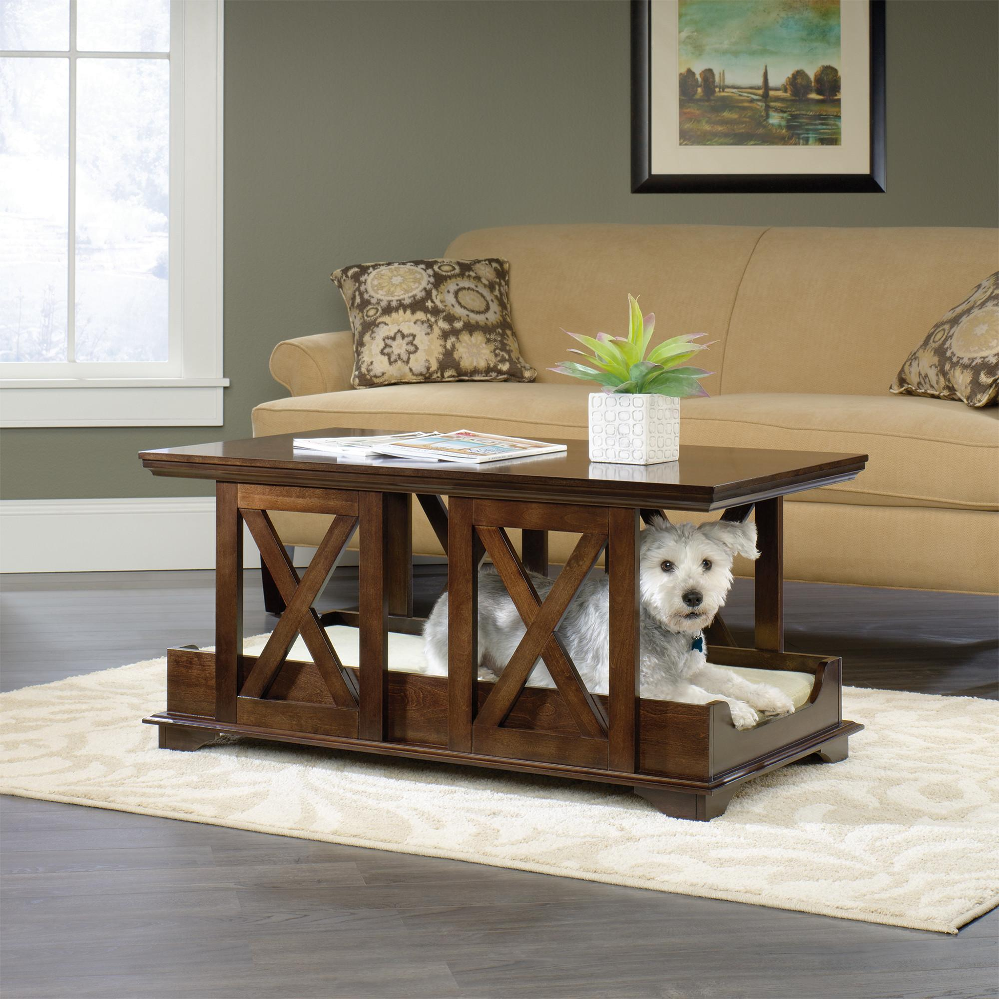 Pet Products Coffee Table Bed Sauder