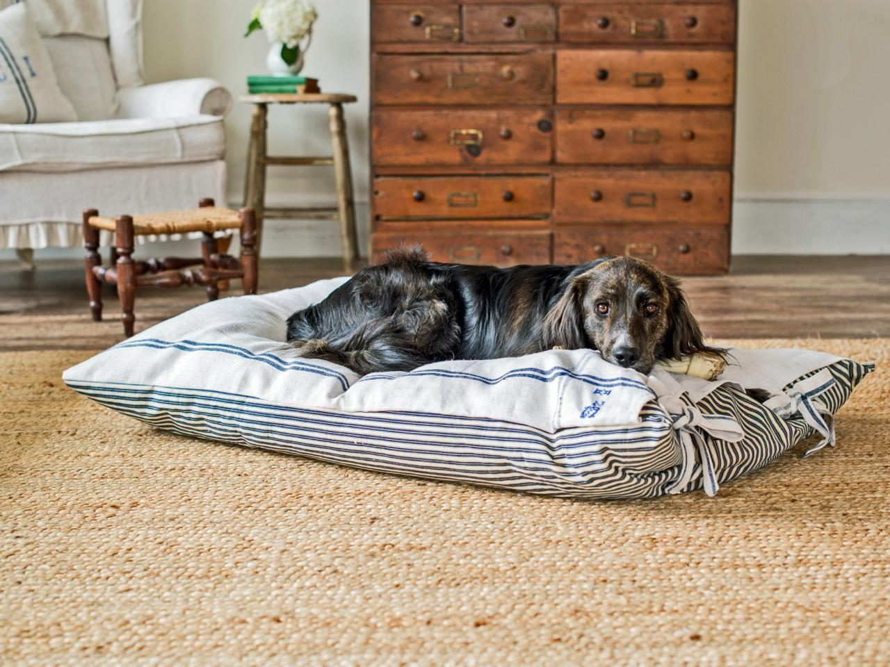 Pet Projects Make Diy Dog Bed