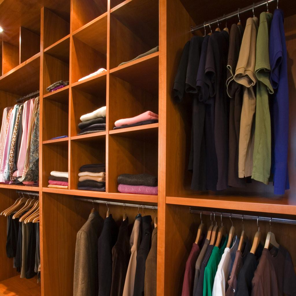 Peter Walsh Organization Tips Clutter Closet