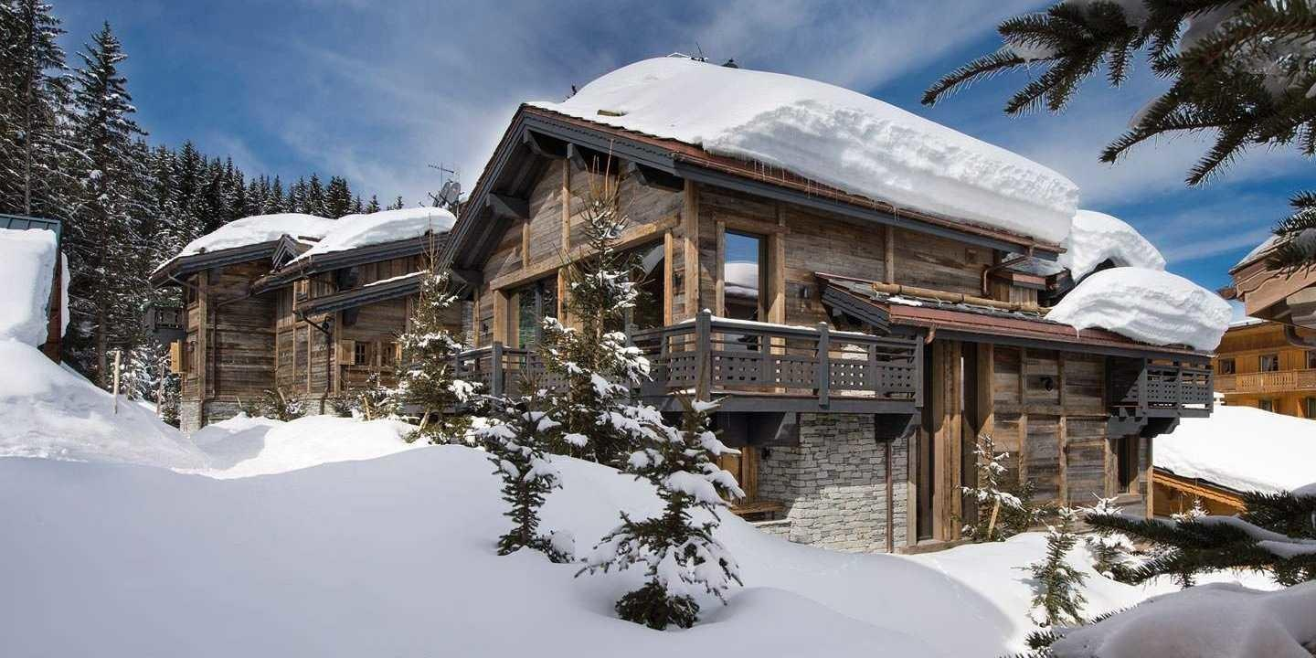Petit Palais Chalet French Alps Business Insider
