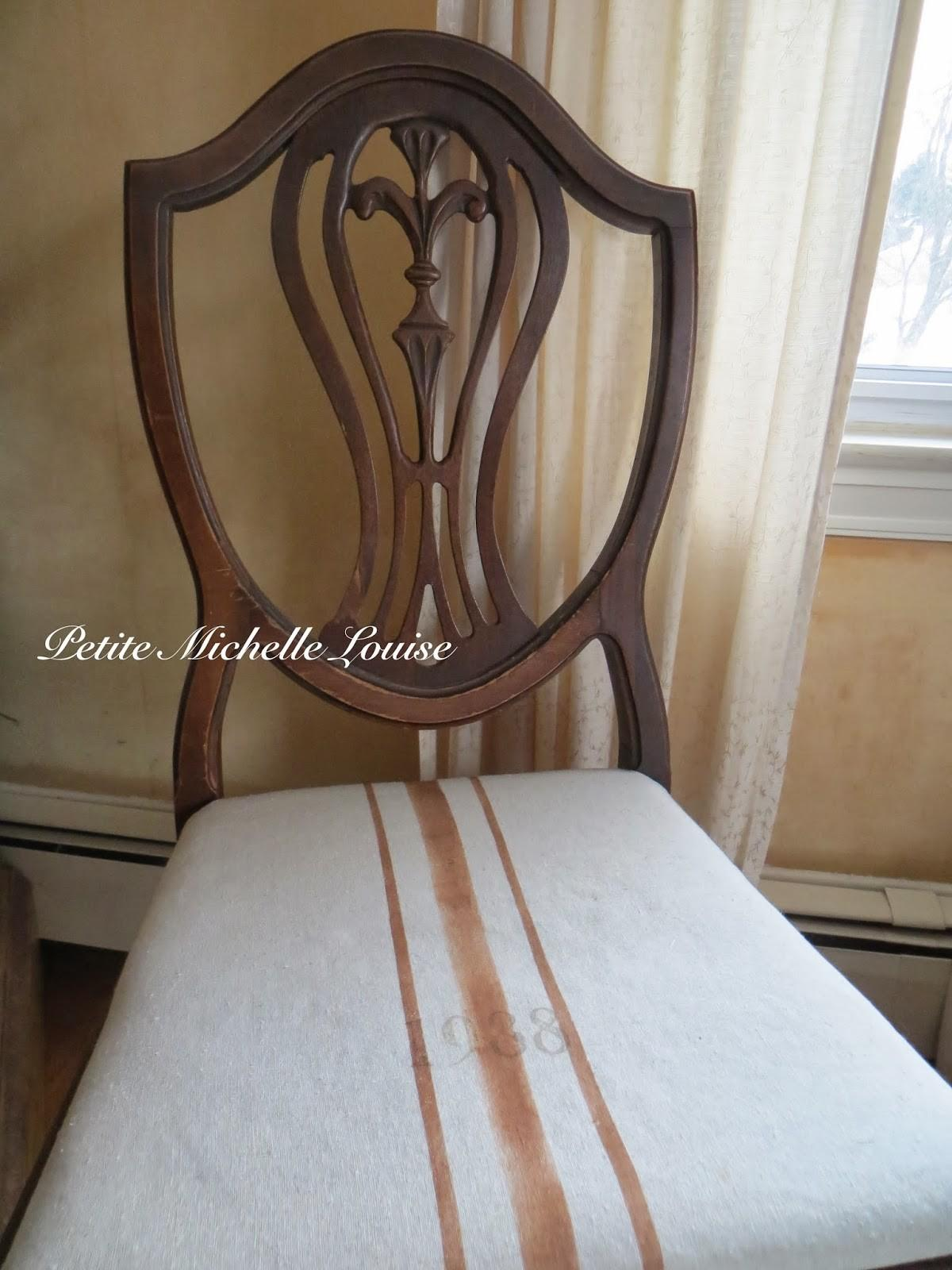 Petite Michelle Louise Chair Makeover Diy Tutorial