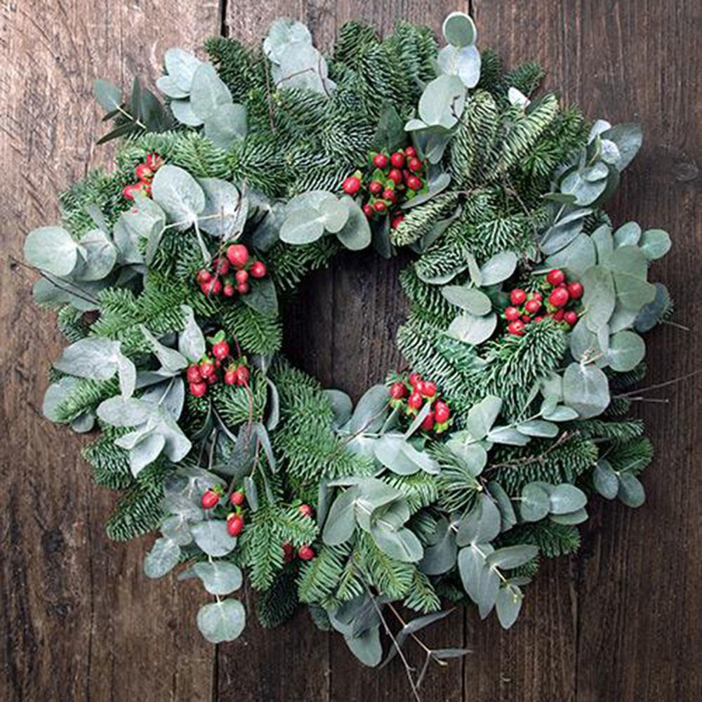Philippa Craddock Diy Christmas Wreath Craft Sensation