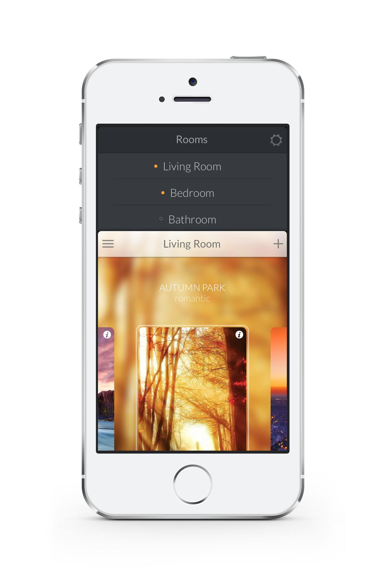 Philips Hue Lights Change Moods Goldee App Recombu