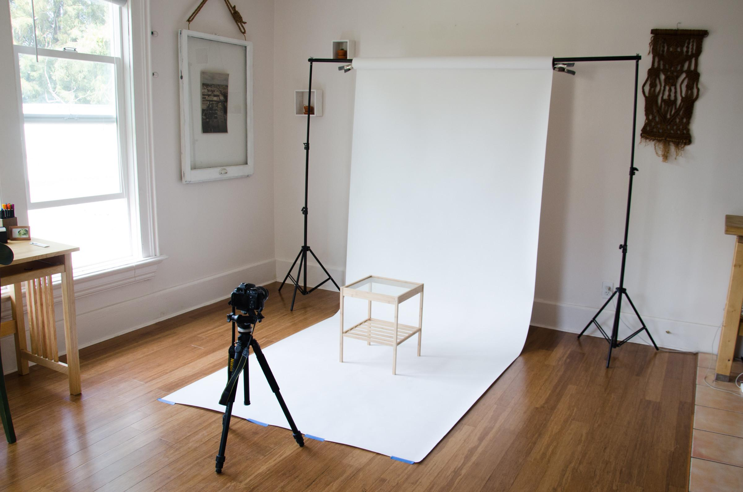 Photograph Furniture Your Ecommerce Store