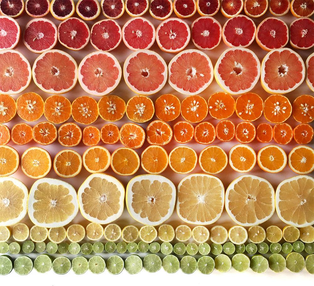 Photographer Brittany Wright Captures Foods Colorful