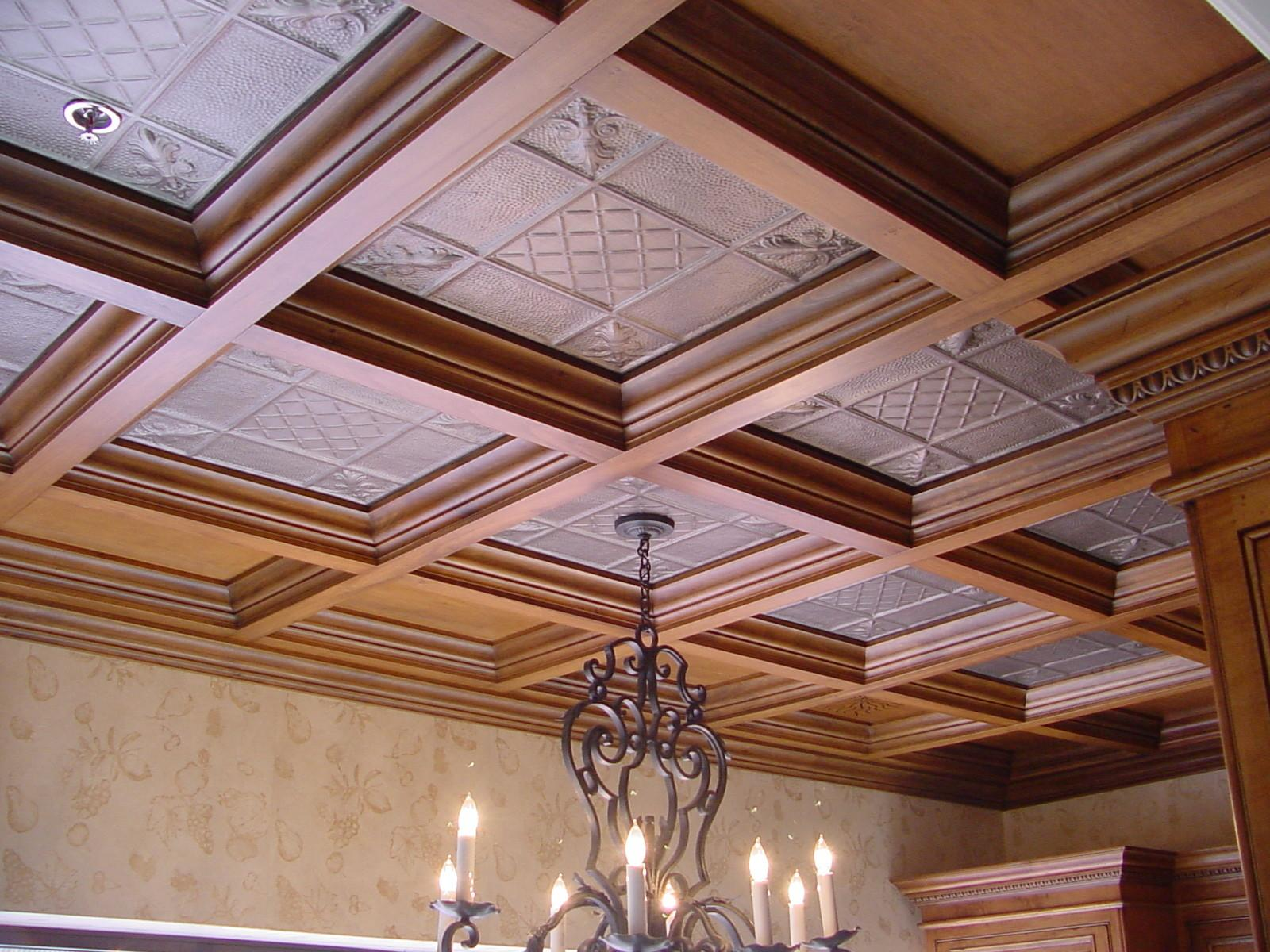 Photos Coffered Ceilings