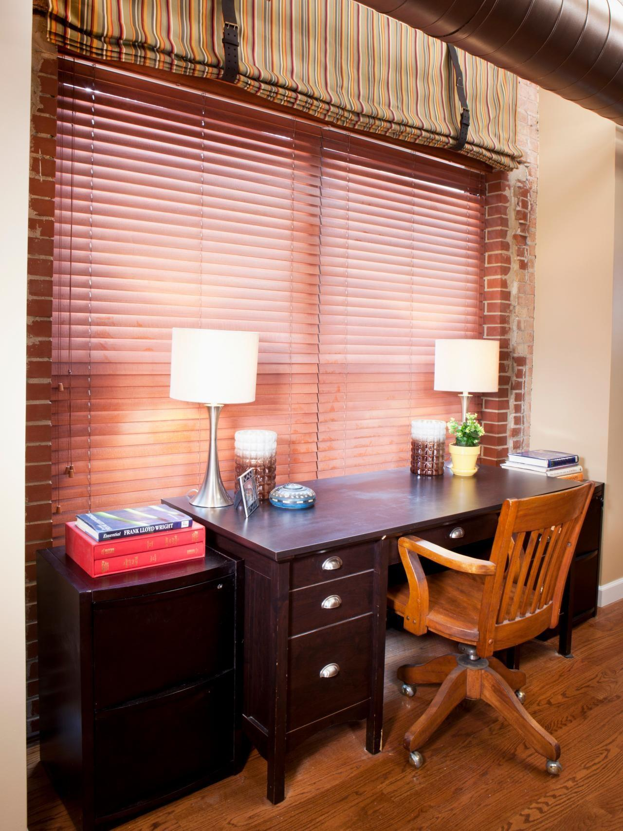 Photos Eclectic Home Office Exposed Brick Idolza
