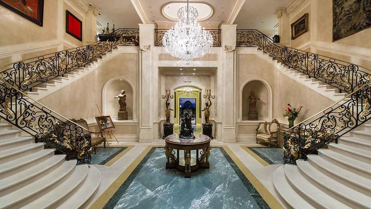 Photos Rent 195 Million Beverly Hills Mansion