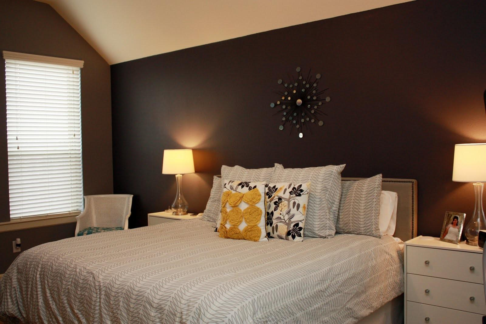 Pic New Posts Accent Wall Master Bedroom