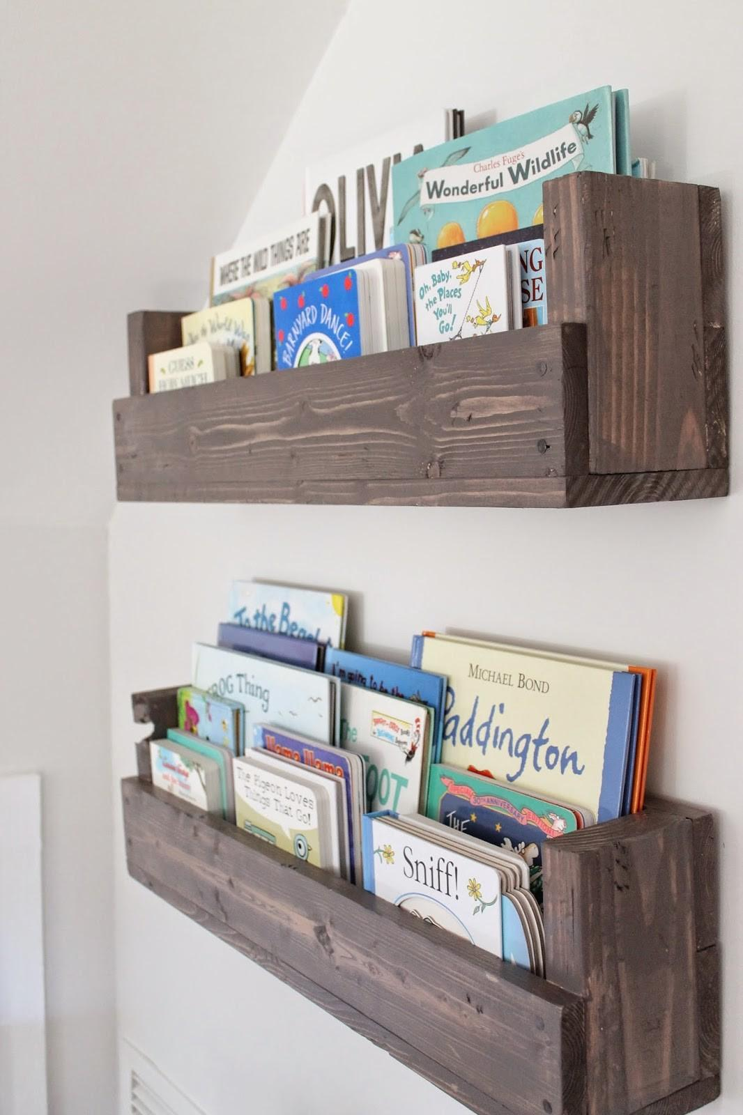 Picket Fence Projects Baby Book Nook