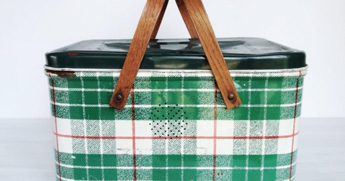 Picnic Baskets Didn Know Needed Until Now