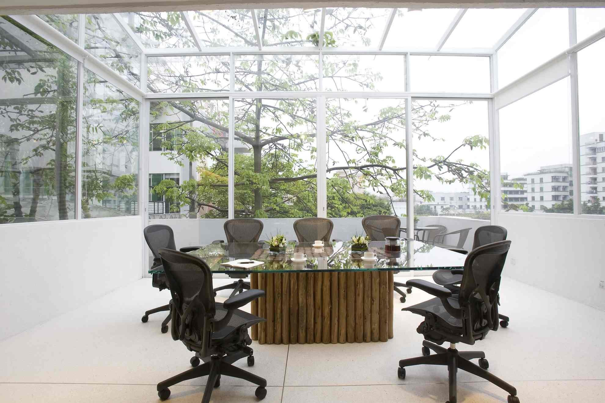 Pics Eco Friendly Office Design