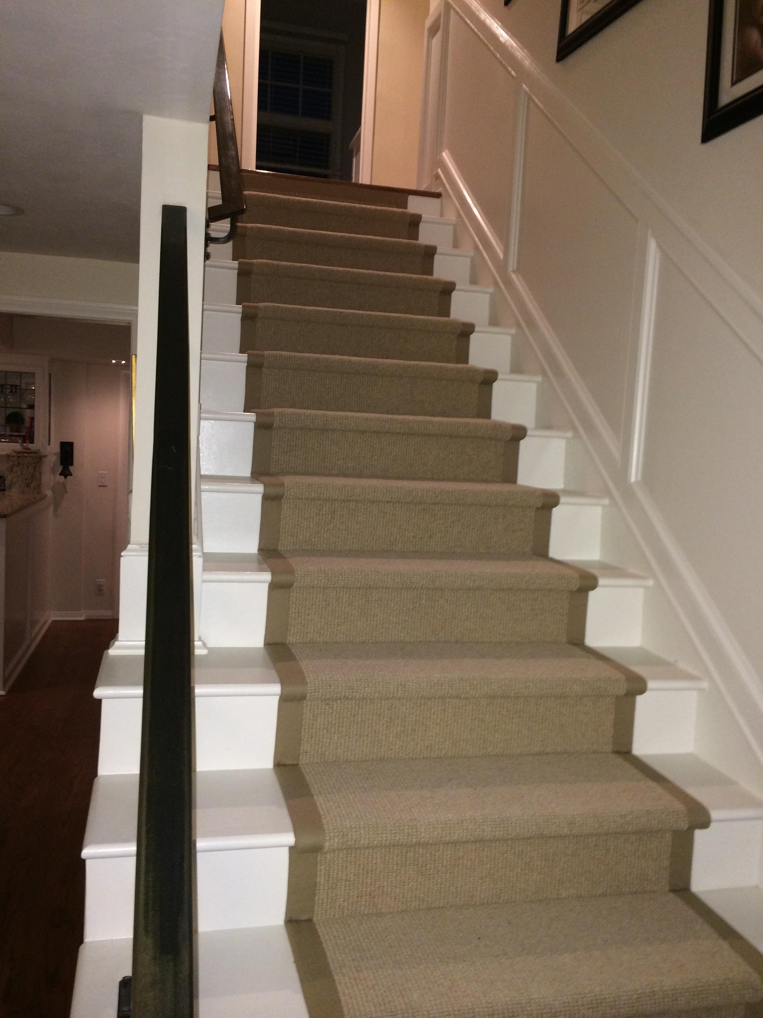 Pics Seagrass Carpet Stairs