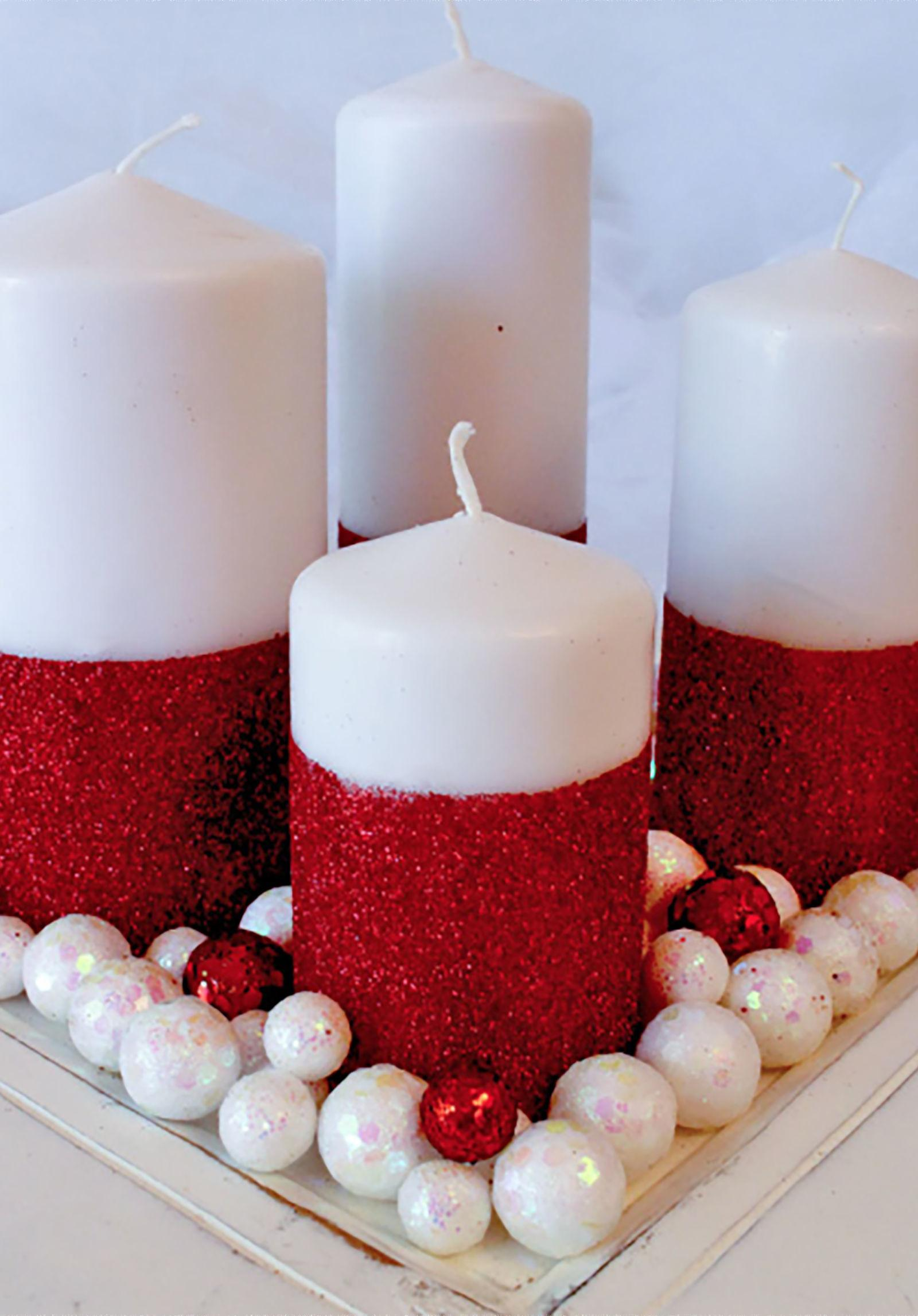 Pieces Diy Christmas Decor Want Your Home