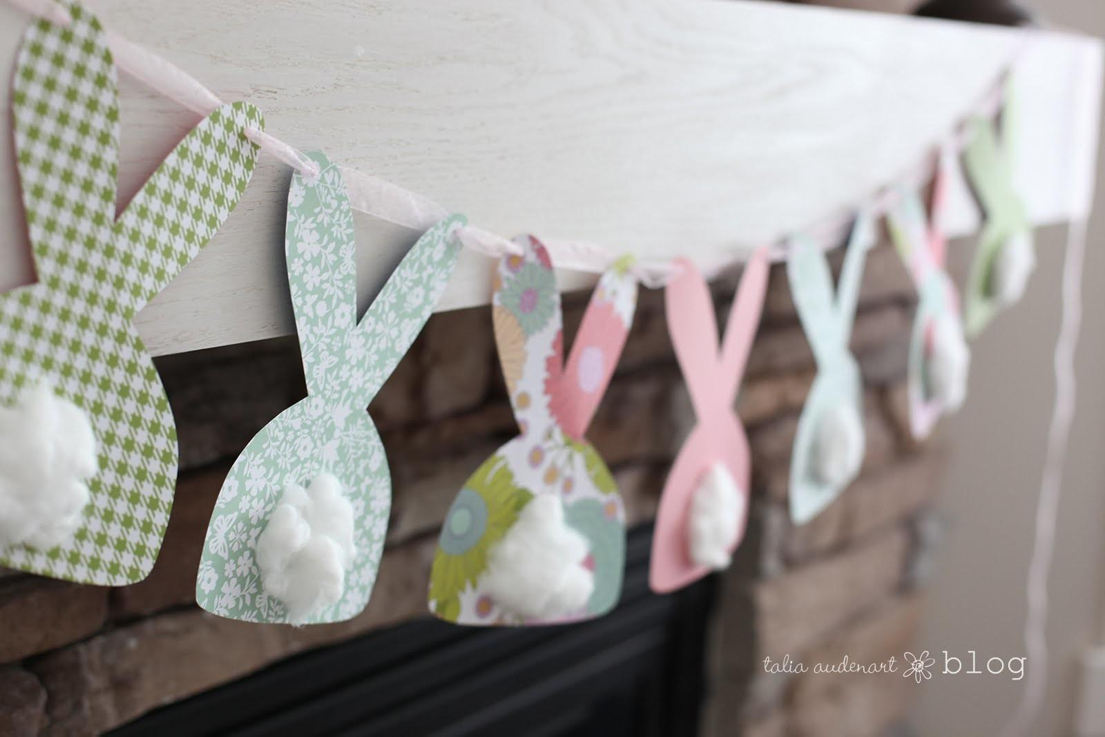 Pieces Easy Easter Decor