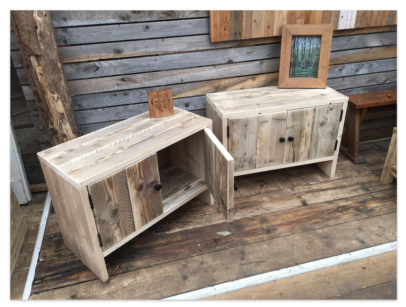Pieces Eco Chic Reclaimed Wood Furniture Make