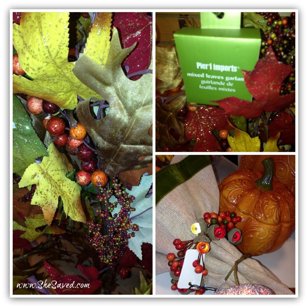 Pier Fall Decorating Finds Gift Card Giveaway