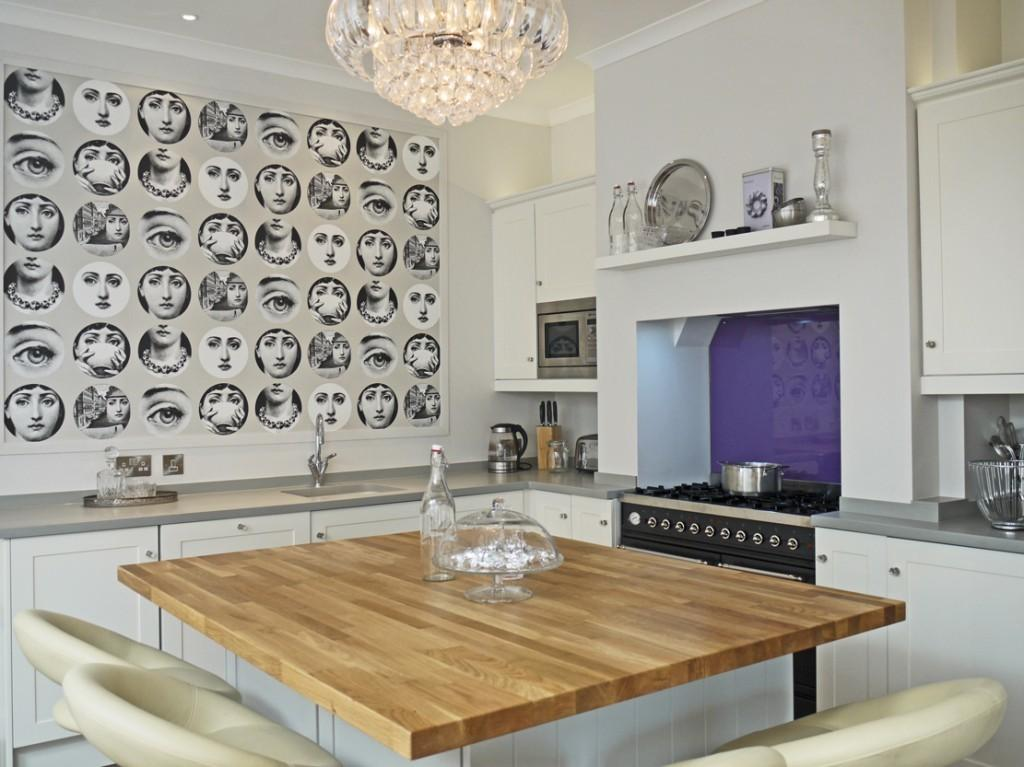 Piero Fornasetti Face Launched Thousand Plates