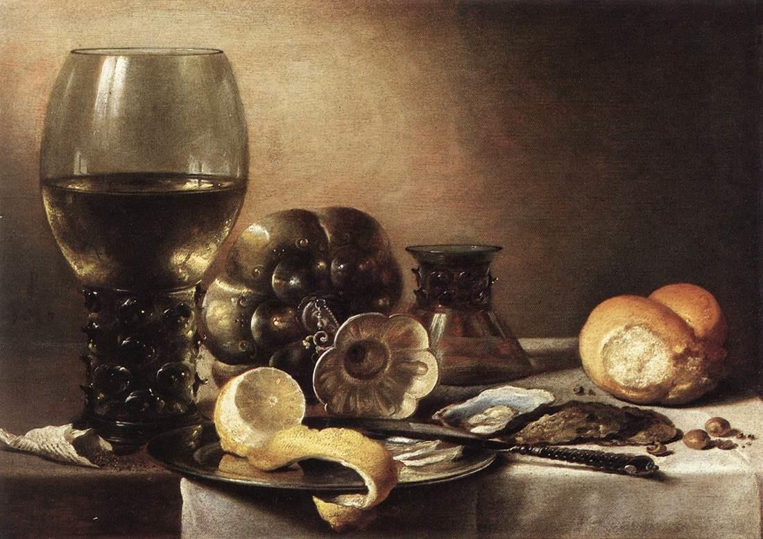 Pieter Claesz Art Design Notes