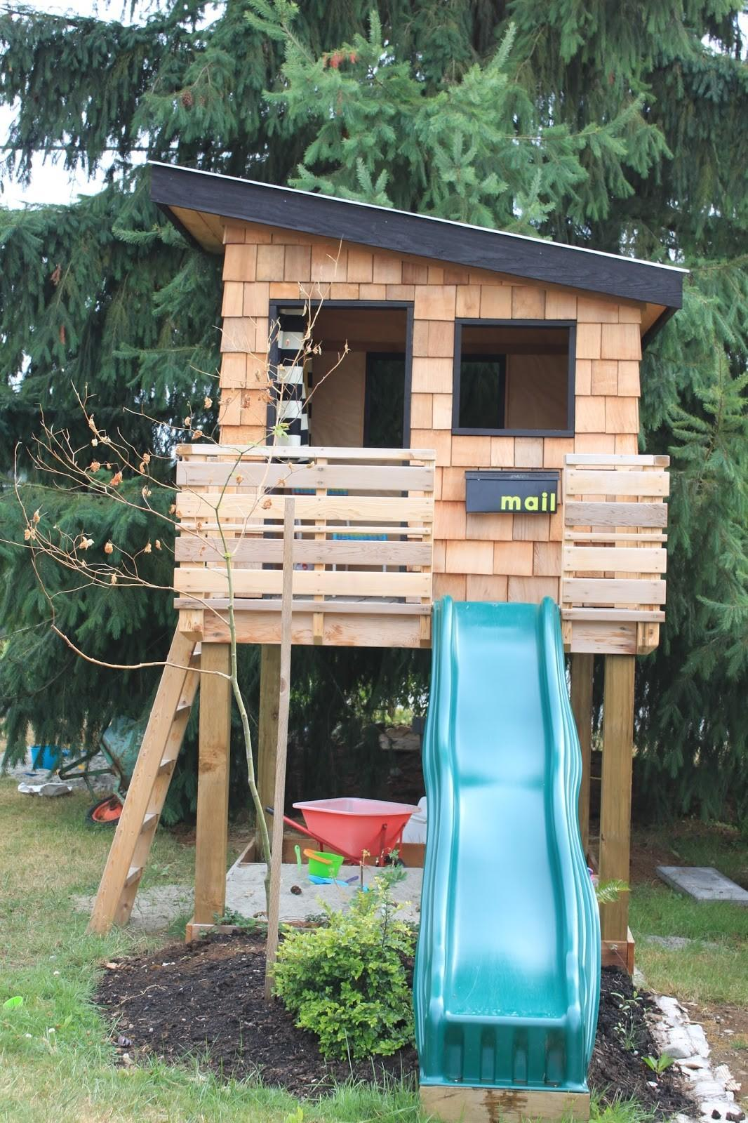 Pimped Out Playhouses Your Kids Need Backyard