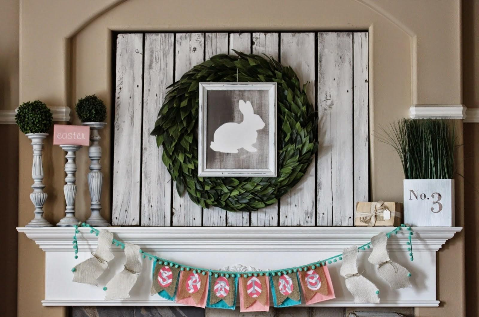 Pin Junkie Craft Decorating Ideas Spring Easter