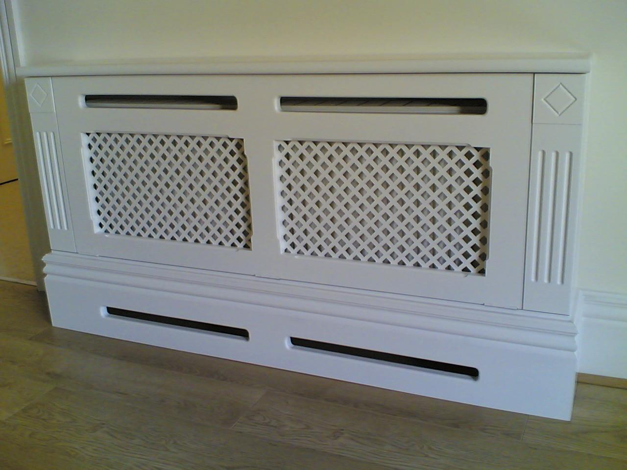 Pin Radiator Covers Quality Ready Made Painted